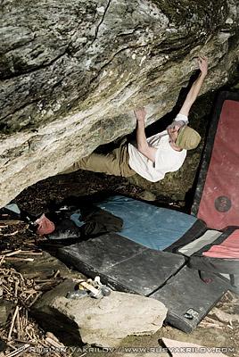 Varazze bouldering